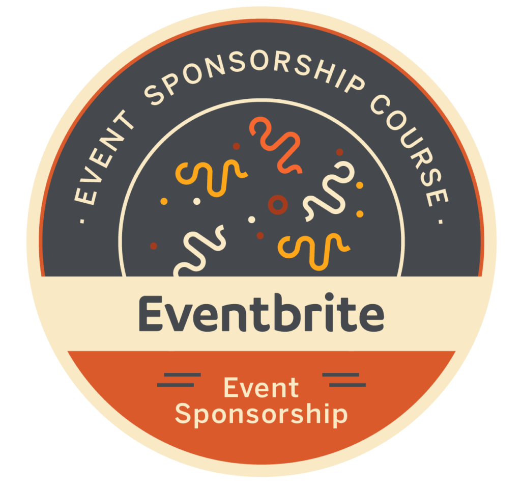 Event Sponsorship Certified