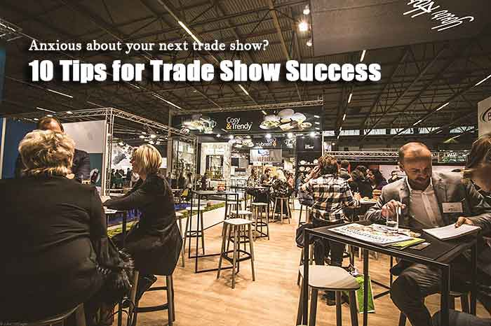 10 Tips for Trade Show Success