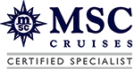 MSC Cruise Lines Certified Specialist