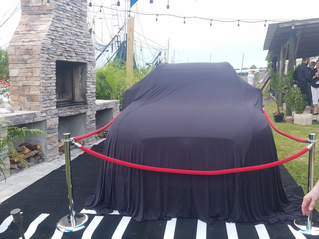 Product Launch for the Lincoln Aviator