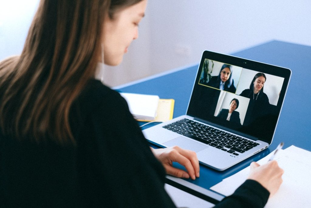 Making virtual events meaningful